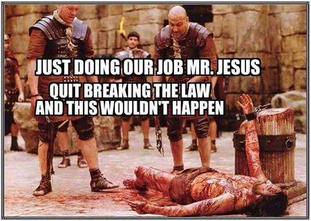 Jesus, law, Easter